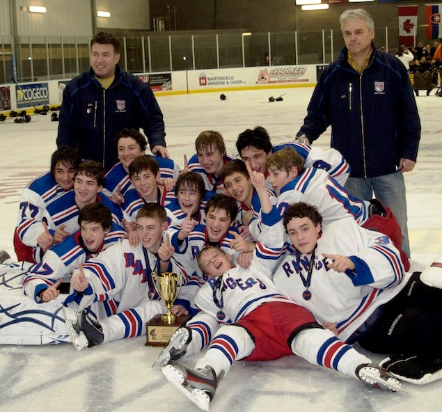 The time Suburban stars midget hockey