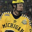 By Michael Caples - TSN hockey insider Bob McKenzie tweeted this morning that Michigan defenseman Jon Merrill has decided to forego his senior season with the Wolverines, and...