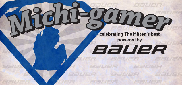 Welcome to another season of MiHockey's Michi-gamer, now powered by Bauer Hockey. We take great pride in our homegrown talent. Whether they grew up in the Mitten or...