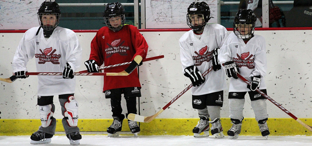 "By @MichaelCaples - The Detroit Red Wings have announced the return of their ""Little Wings"" program for a second season. With their ""Little Wings"" initiative, the Red […]"