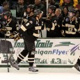 By Stefan Kubus - EAST LANSING – Sparked by a three-goal second period, 13 different players recorded a point for the Western Michigan Broncos Friday night in East...