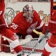 By Michael Caples - The Red Wings officially announced today that they have signed goaltender Jimmy Howard to a six-year extension with the club. Detroit&#8217;s starting netminder will...