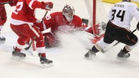 In need of a win and without Justin Abdelkader, the Red Wings still found a way to win Game 4 to even their series with the Anaheim Ducks....