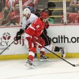 "By Michael Caples - ROMULUS – Justin Abdelkader said he just wanted to ""help the team"" again. After serving out his two-game suspension for Games 4 and..."