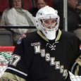 By Michael Caples – The USHL announced today that Muskegon Lumberjacks goaltender Kevin Lindskoug has been named the 2012-13 goaltender of the year for the junior league....