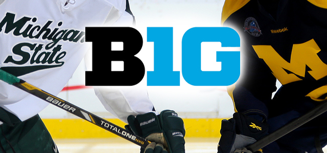 By @MichaelCaples - The Big Ten announced their TV schedule today for the upcoming 2014-15 campaign. More than 60 B1G Hockey games will appear on national or regional […]