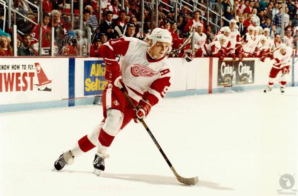 Sergei Fedorov commits to Alumni Showdown