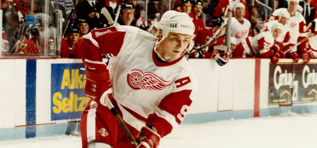 Sergei Fedorov commits to Alumni Showdown – MiHockey