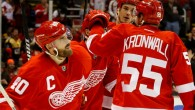 By Stefan Kubus - DETROIT – On the eve of Thanksgiving, the Red Wings found plenty to be thankful for Wednesday night at Joe Louis Arena. Though battling...