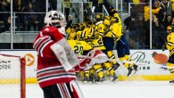 By Jeremy Summitt -  ANN ARBOR - The waiting game is finally over. An announcement about officially recognizing the Big Ten as a hockey conference occurred over...