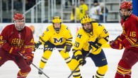 By @MichaelCaples - The first USCHO men'sD1 college hockey poll was released today, and two Michigan teams cracked the Top 10. The University of Michigan has been […]