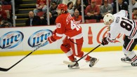 UPDATE (11:18 a.m.) – The Red Wings' official Twitter account says that Zetterberg is heading to see doctors about playing tonight, will be a game-time decision. By...
