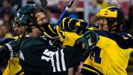 By Fred Pletsch - The best sports rivalries are personal in nature. The current head coaches in the Michigan/Michigan state hockey rivalry have tremendous professional respect for...