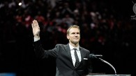By Stefan Kubus - Gordie Howe, Sid Abel, Ted Lindsay, Alex Delvecchio, Terry Sawchuk, Steve Yzerman and now Nicklas Lidstrom. On Thursday night, Lidstrom watched his No....