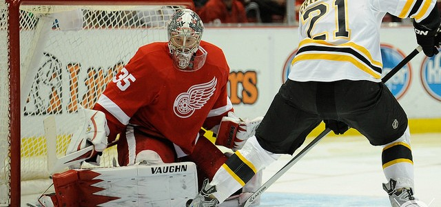 By Stefan Kubus - Game 1 featured stellar netminding, relatively negligent power plays and another highlight-reel play from Pavel Datsyuk. The Red Wings star forward's goal with...