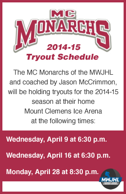 MC Monarchs Tryouts