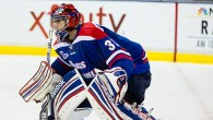 By Michael Caples - Connor Hellebuyck recently signed with the Winnipeg Jets, but he still had one more college hockey-related item to take care of. The Commerce...