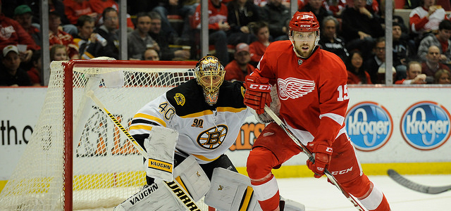 By Dave Waddell -  Making the playoffs for the 23rd straight season seemed mission impossible for the Detroit Red Wings when they resumed their post-Olympic schedule knowing...