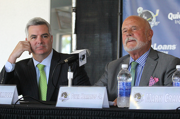 OHL: Karmanos Discusses Future Of Plymouth Whalers Franchise, Challenges Fans