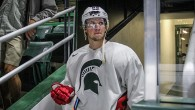 By @MichaelCaples - MiHockey talked to Justin Abdelkader after the first day of MSU's annual pro camp – hear what he had to say about returning to East […]