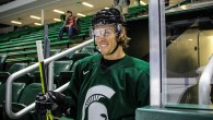 By Nick Barnowski -  After choosing hunting over hockey the past two years, David Booth returned to East Lansing this week for Michigan State's annual pro camp. […]