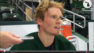 Former Spartans captain Greg Wolfe talked to the media after the first day of the MSU Pro Camp. MORE:Pro Camp photo gallery|Jeff Lerg video interview| Torey Krug video […]