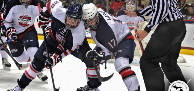 By @MichaelCaples - USA Hockey announced today the roster for their third annual CCM/USA Hockey All-American Prospects Game, set to take place in Buffalo on Sept. 25, […]