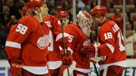 Check out our photo gallery from the Red Wings' first preseason game at Joe Louis Arena. (Photos by Jen Hefner/MiHockey)