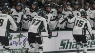 The Michigan State Spartans opened their 2014-15 NCAA season with a 5-3 win over UMass. Matt Berry, JT Stenglein, Mackenzie MacEachern and Matt DeBlouw scored for MSU, while […]