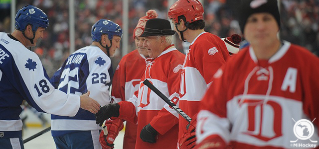 By @MichaelCaples - Gordie Howe suffered a stroke in Texas on Sunday, and according to multiple reports, his health is on the decline. Mr. Hockey, as he is […]