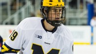 By @MichaelCaples - The Big Ten announced their stars of the week today, and Dylan Larkin was on the list. Larkin, aUniversity of Michigan freshman forward and Detroit […]