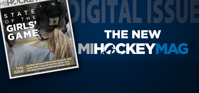 The latest digital edition of MiHockeyMag is now live online, with added content you won't find in the rink. Featured inside this issue of the mag – a […]