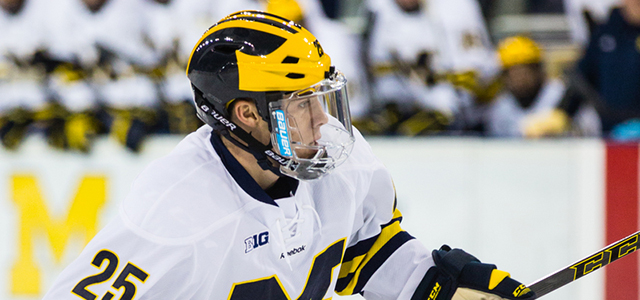 By @MichaelCaples - The Big Ten announced their stars of the week selections today, and two Michigan Wolverines were honored by their conference. Max Shuart (Northville) claimed the […]