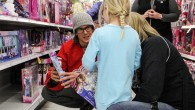 Red Wings players and Michigan natives Luke Glendening (Grand Rapids) and Danny DeKeyser (Clay Township) gave 20 children a pizza party and a shopping spree at Meijer in […]