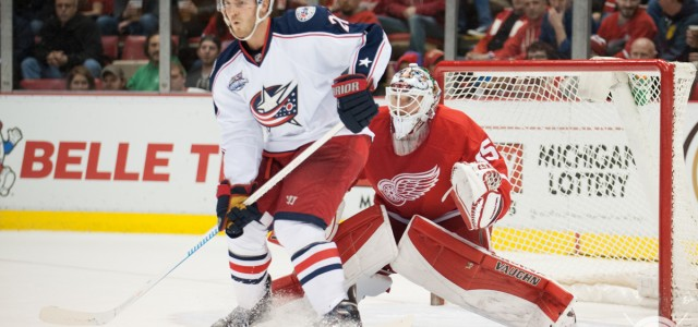 The Detroit Red Wings welcomed the Columbus Blue Jackets to Joe Louis Arena Tuesday night, only to watch visitors pick up a 1-0 shootout win. Check out MiHockey's […]