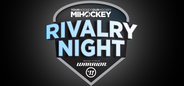"""In MiHockey's 10th """"Rivalry Night"""" high school hockey video feature – powered by Warrior Hockey – we take you inside a showdown between neighbors Rochester United and Stoney […]"""