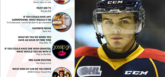 In the latest issue of MiHockeyMag, we introduce you to Erie Otters forward Alex DeBrincat. The Farmington Hills native is the latest Perani's Hockey World 'You Should Know' […]