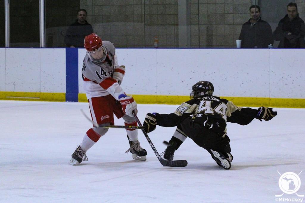 Photo by Michael Caples/MiHockey