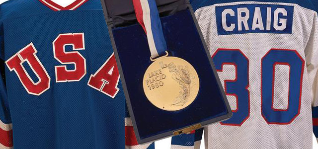 By @MichaelCaples – Want to own a piece of hockey history? You can, for a (hefty) price. Jim Craig, goaltender for the 1980 U.S. Olympic hockey team, […]