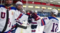 USA Hockey's National Team Development Program played their first-ever game in Plymouth tonight, and their Under-18 Team had no problem finding the scoresheet at their new home. The […]