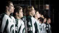 Michigan State started their 2015-16 season with an exhibition contest against Western Ontario Sunday evening in East Lansing. The Spartans prevailed with a 2-1 victory, thanks to goals […]