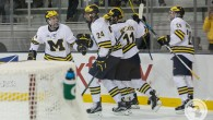 The University of Michigan started their 2015-16 season Sunday evening in Ann Arbor, hosting the University of Toronto for an exhibition contest. The Wolverines posted a 8-1 win […]