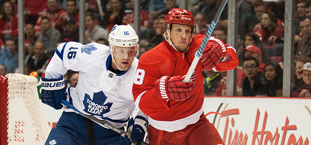 By @StefanKubus - DETROIT – Muskegon native Justin Abdelkader helped fuel the Michigan offense in Detroit's 4-0 victory Friday night in the team's season opener. Abdelkader kicked off his 2015-16 […]