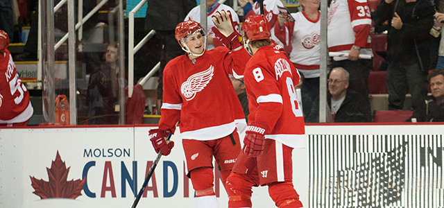 By Nick Barnowski - DETROIT - The first chapter of Dylan Larkin's NHL journey has begun, and surreal wasn't even enough to describe how he felt writing […]