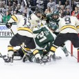 Michigan Tech and Michigan State battled to a 4-4 tie Sunday evening in East Lansing, with the Spartans prevailing in a shootout that won't impact either teams' official […]