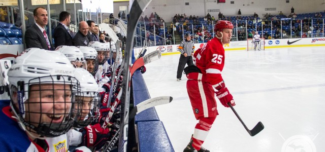 By @MichaelCaples – PLYMOUTH – As Larry Murphy pointed out, the Detroit Red Wings' Alumni Association squad is used to playing against teams made up of local […]