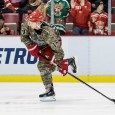 By @MichaelCaples – The Detroit Red Wings have announced details for the team's 10th annual Military Appreciation Night, which will take place on Saturday against Columbus. More than […]