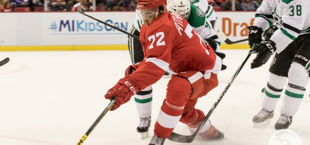 By @MichaelCaples - The Detroit Red Wings announced some roster moves this morning, and it may be bad news for Andreas Athanasiou. The speedy forward was moved […]
