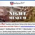 By @StefanKubus - The Hockey Has Heart organization announced it is holding an auction benefit and dinner dance at The Henry Ford Museum in Dearborn on Saturday, Feb. 13 […]