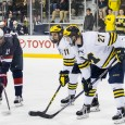 On Thursday, Jan. 21, the Michigan Wolverines hosted USA Hockey's National Team Development Program Under-18 Team for an exhibition contest at Yost Ice Arena. The Wolverines prevailed 5-2. […]
